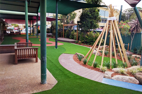AB PATERSON COLLEGE: Early Childhood Centre